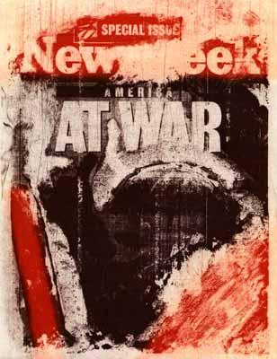 Francesc Torres - Newsweek I (Grabado)
